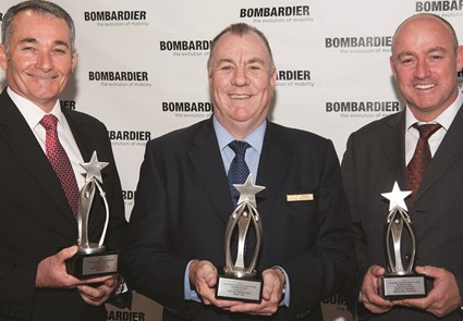 ExecuJet triumphs at Bombardier ASF Excellence Awards
