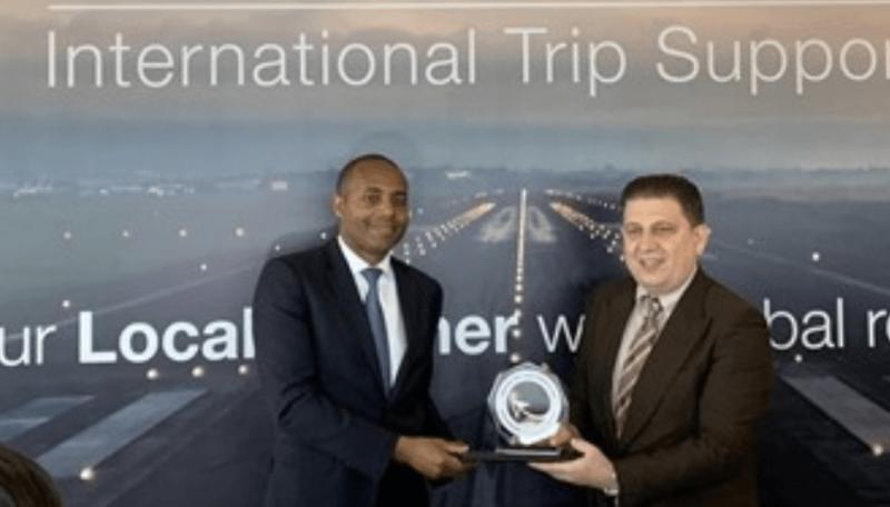 November 2019 - Eva International - UAS Honours the 'Best in Business Aviation' v3