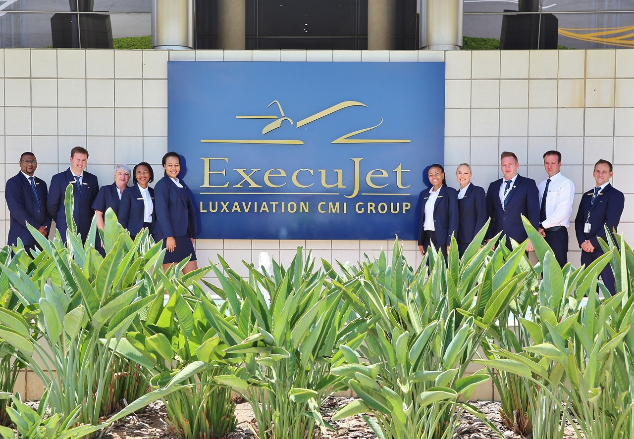ExecuJet reaches finals of South African Civil Aviation Association Awards