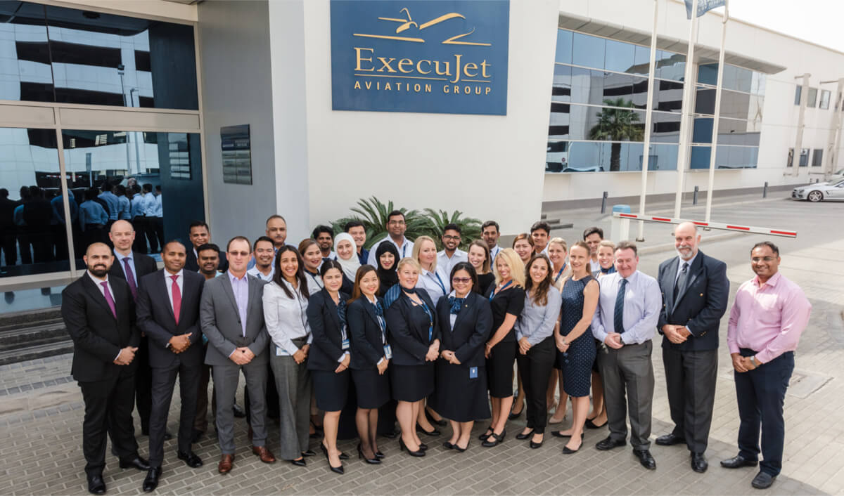 ExecuJet Middle East - Your Regional Team