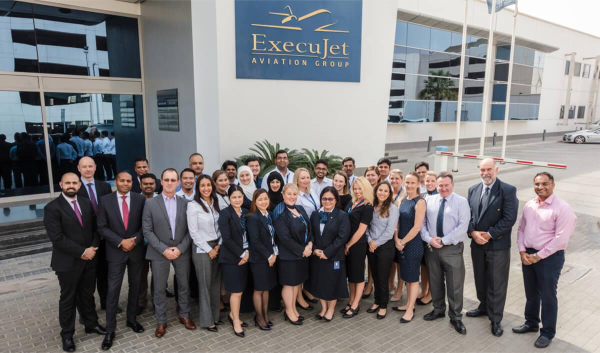 ExecuJet Middle East - Ihr regionales Team
