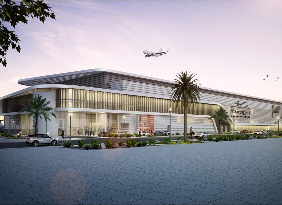 ExecuJet Middle East - Info on the new facility