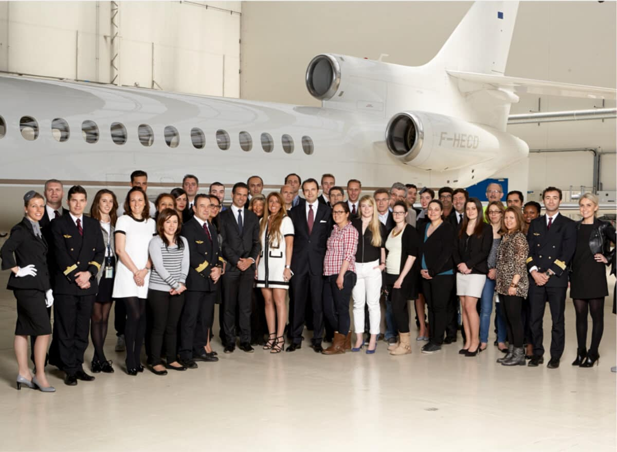 Luxaviation France - Your Regional Team
