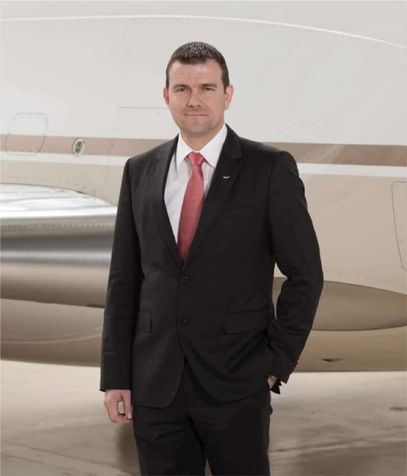 Luxaviation Germany - Your Regional Team