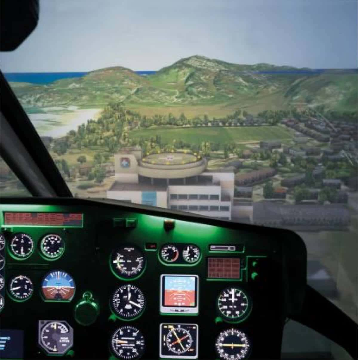 Flight Simulation