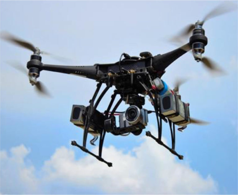 Unmanned Aerial Vehicle (UAV) Service