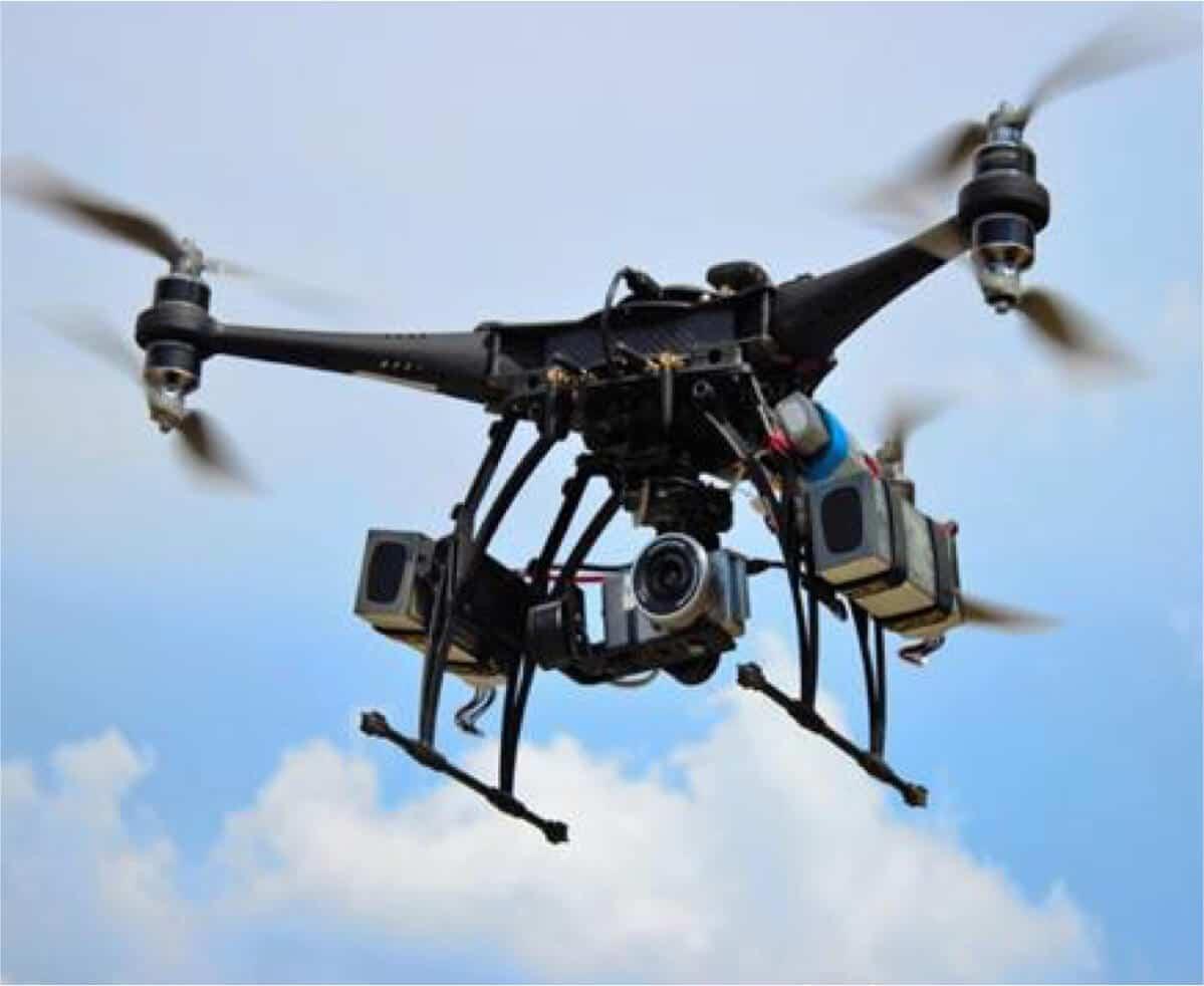 Drohnen - Wir sind bereit