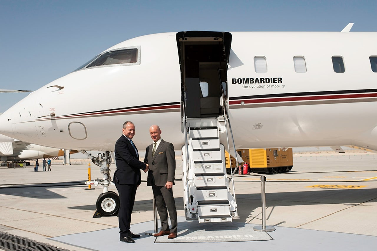 Bombardier to Deliver Two Global 5000 Aircraft to Middle Eastern Customers, Further Expanding ExecuJet-operated fleet