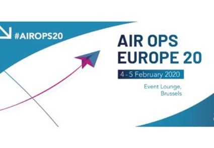 EBAA Air Ops 2020 in Event Lounge, Brussels