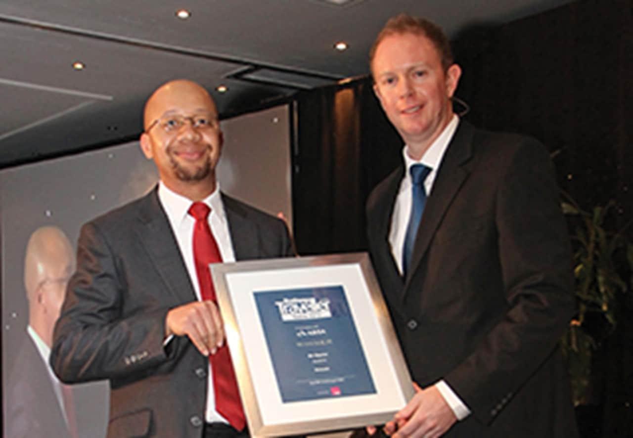 ExecuJet Africa wins Business Traveller Africa Award