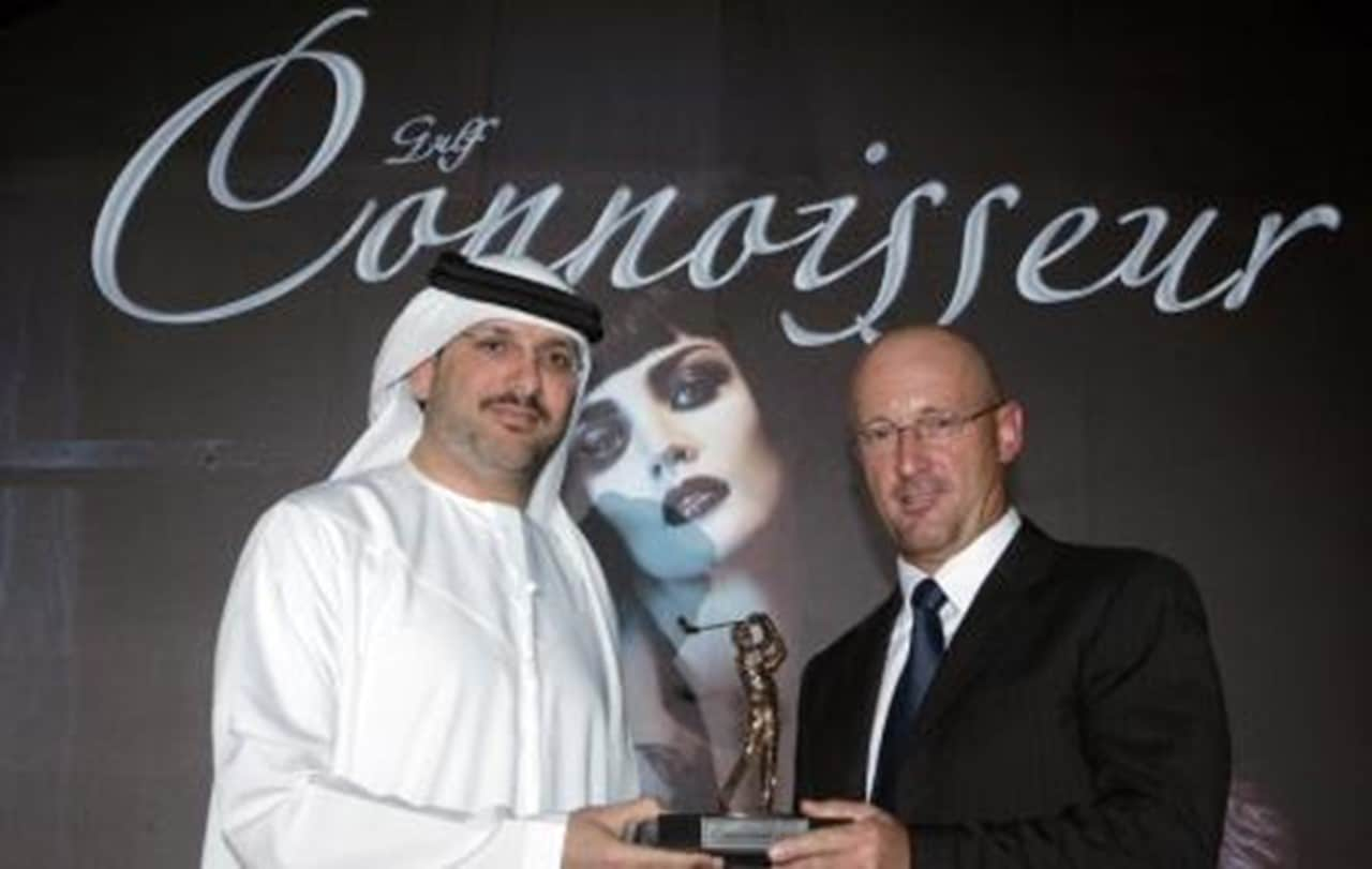 ExecuJet Dubai receives Connoisseur award 2010
