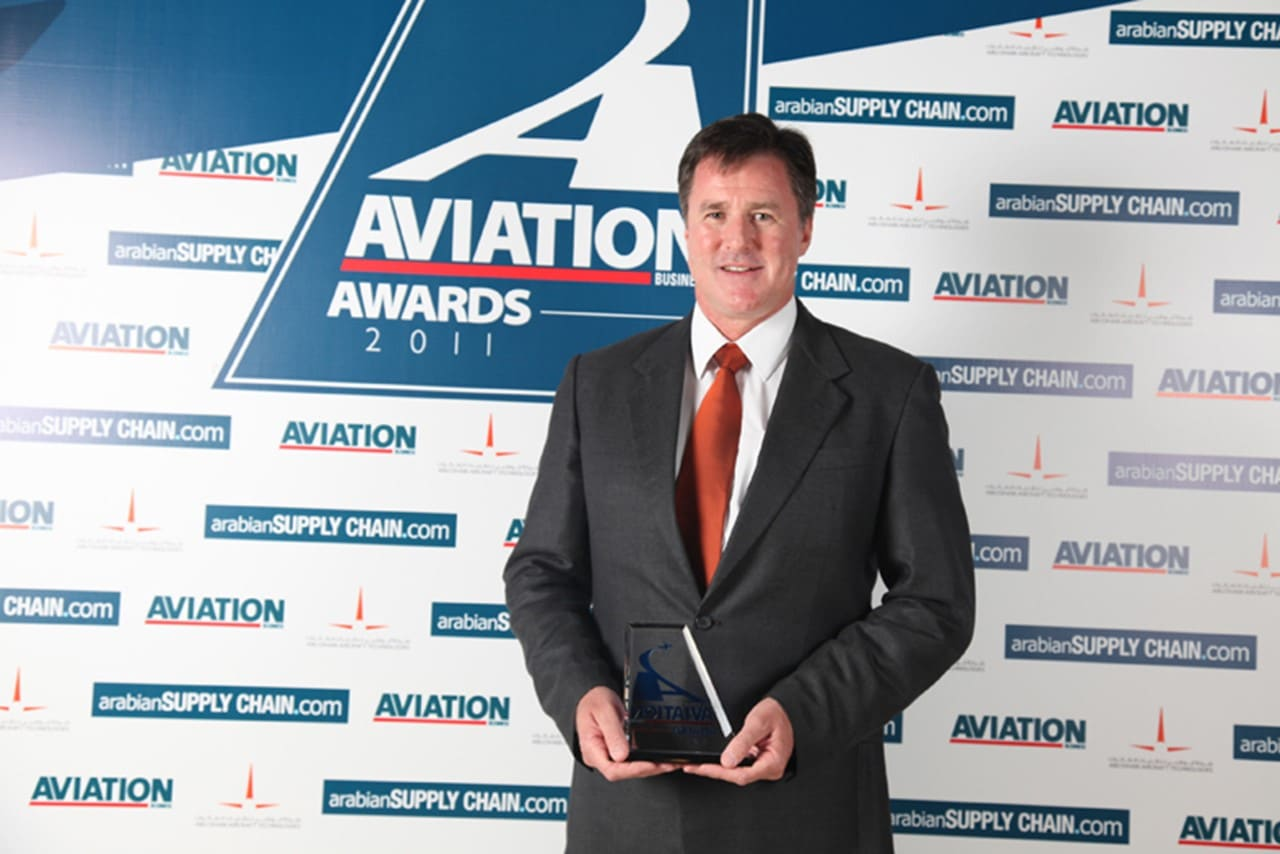 ExecuJet Middle East wins Aviation Business Award