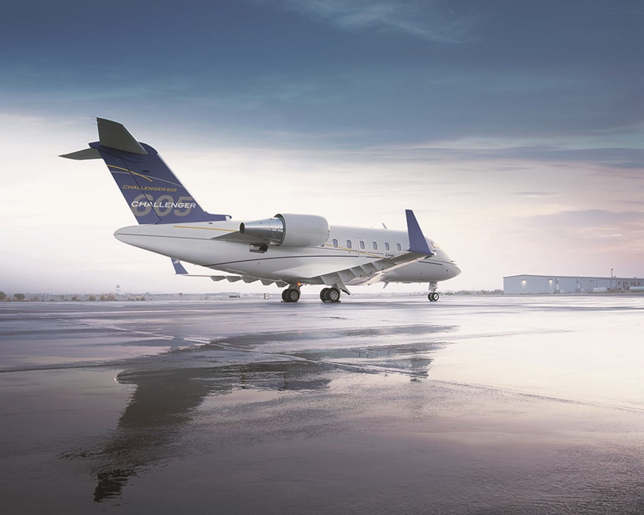 ExecuJet adds Challenger 605 to managed fleet in the Middle East
