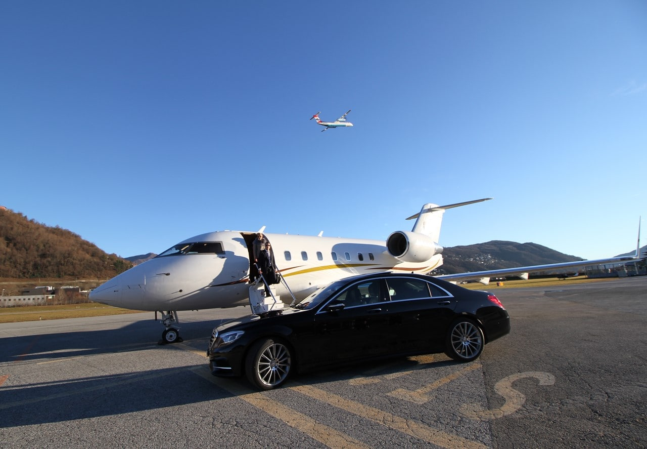ExecuJet, part of Luxaviation Group, prepares for record summer at Lugano Airport