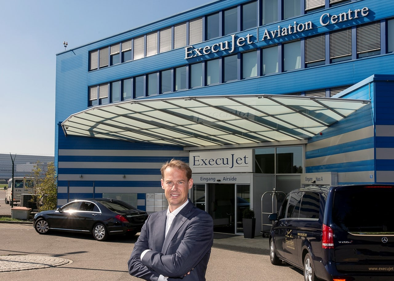ExecuJet seeks new UK FBO to support European expansion