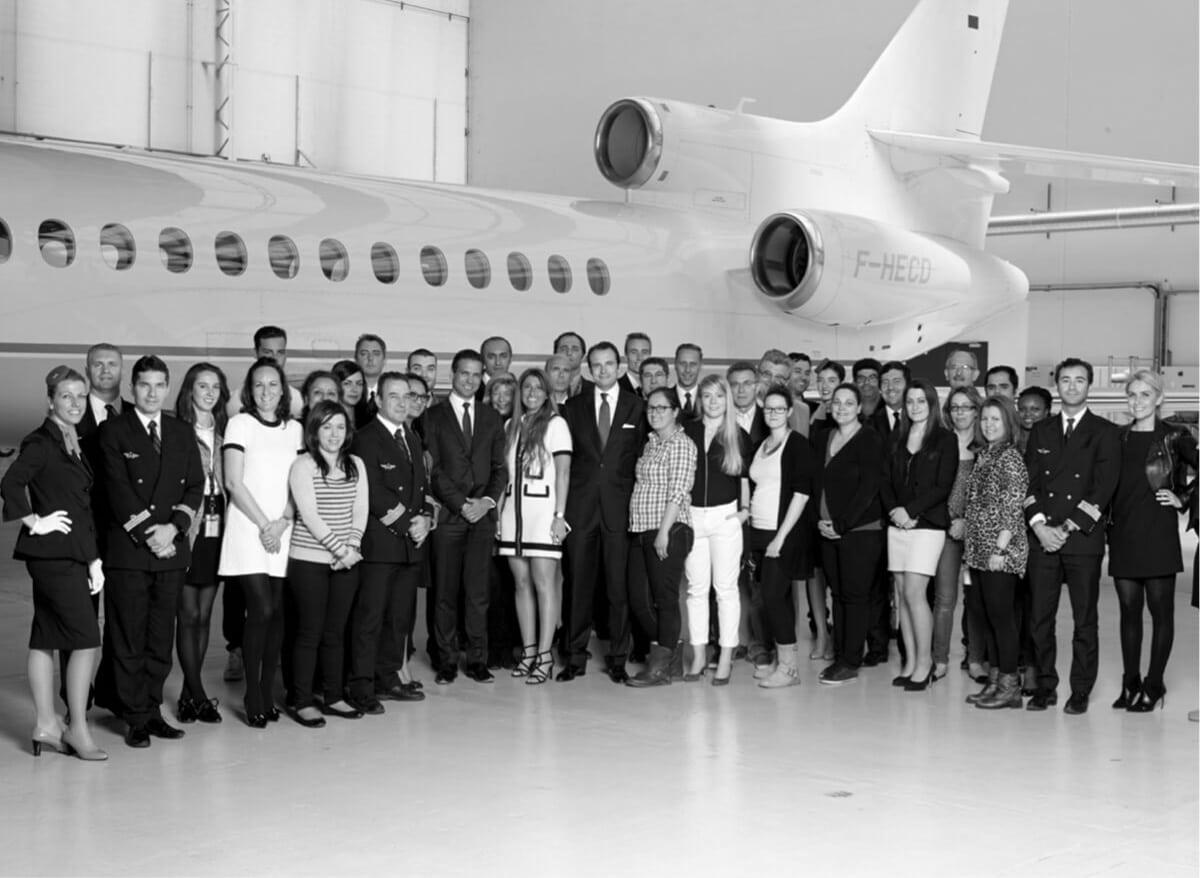 Luxaviation France - Votre équipe régionale