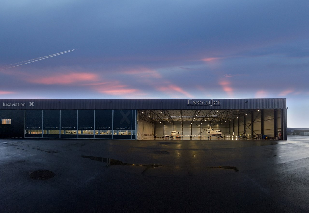 Luxaviation Group signs sale agreement with Dassault Aviation for global maintenance activities of ExecuJet
