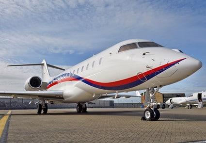 Luxaviation UK adds London-based Global 6000 to fleet