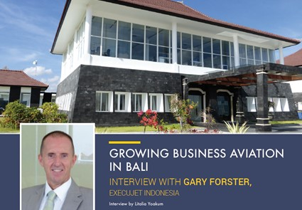 March 2018 - Asian Sky Quarterly - ExecuJet Gary Forster