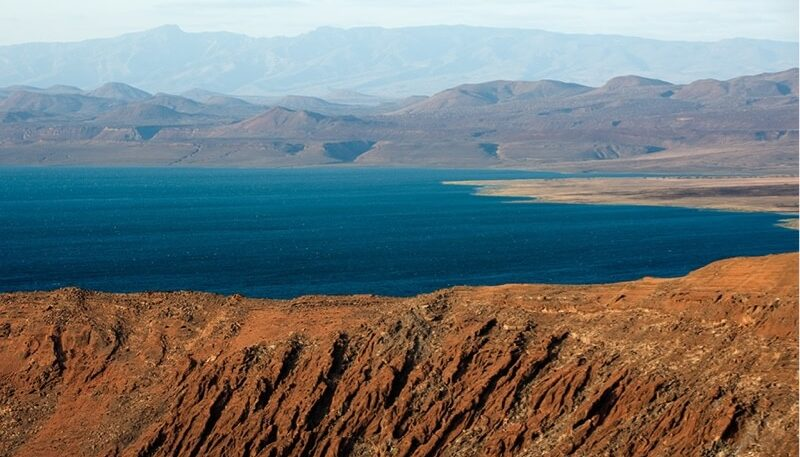 Suguta Valley and Lake Turkana
