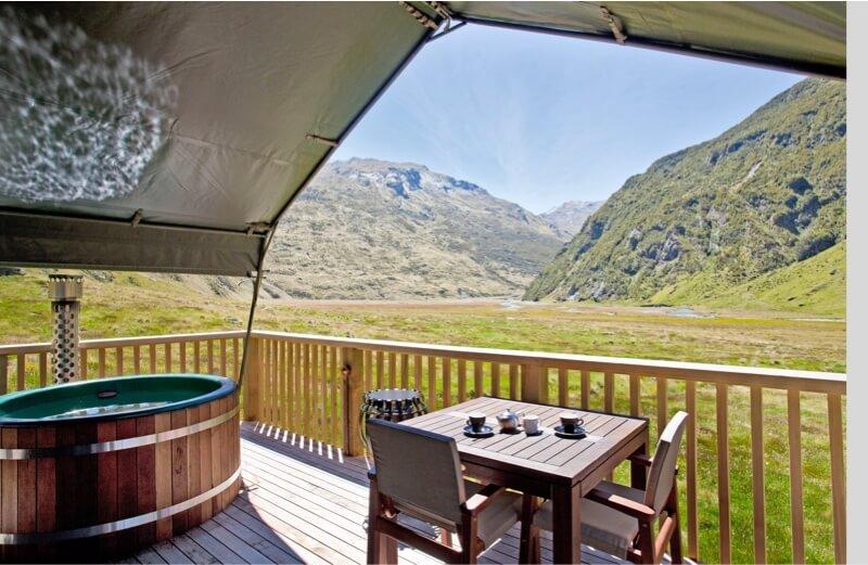 Your accomodation: Minaret Station Alpine Lodge