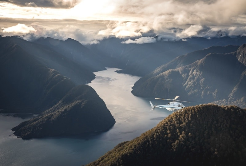 New Zealand - Immersion in the real wilderness
