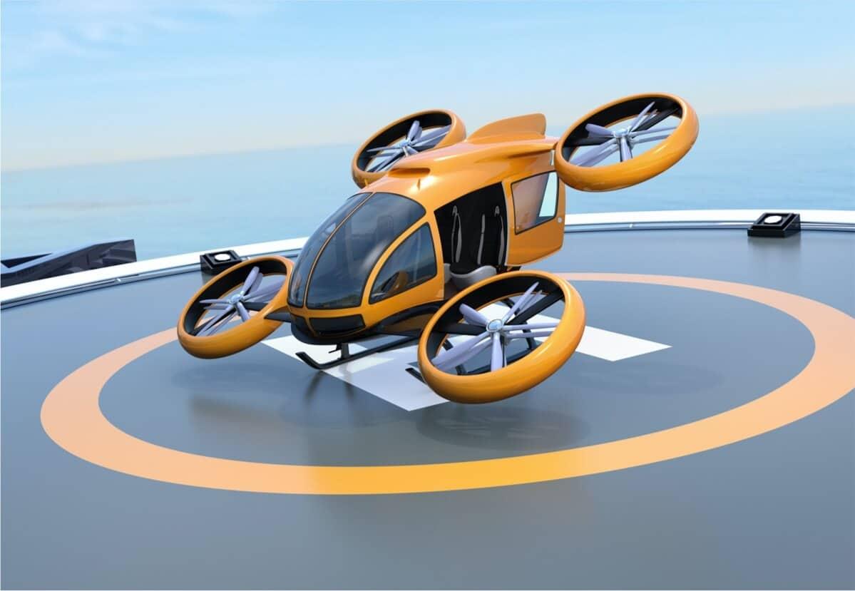 Drones - The VTOL Business