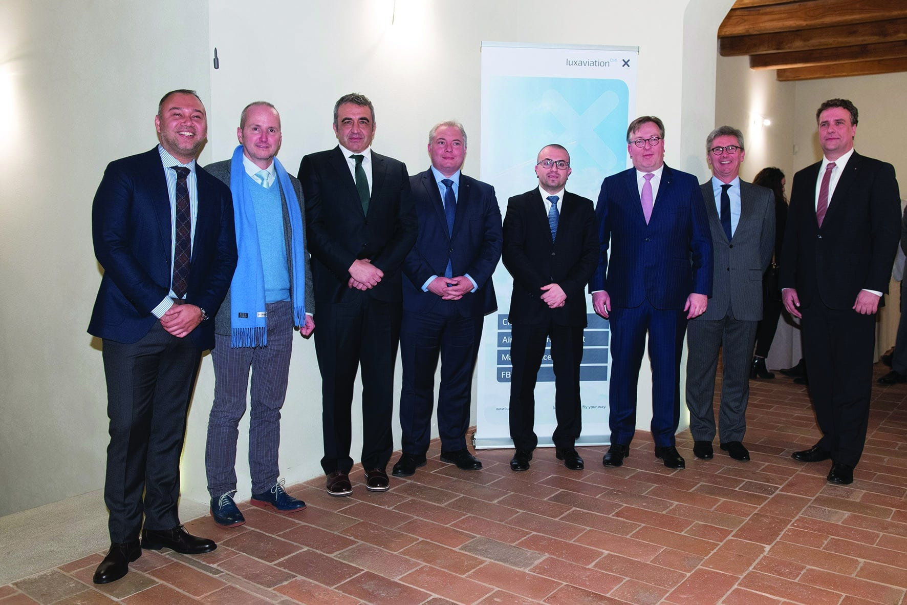 New Luxaviation AOC in San Marino to benefit global customers