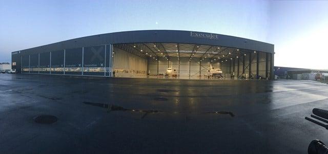 Luxaviation Belgium unveils €4m hangar at Kortrijk-Wevelgem International Airport