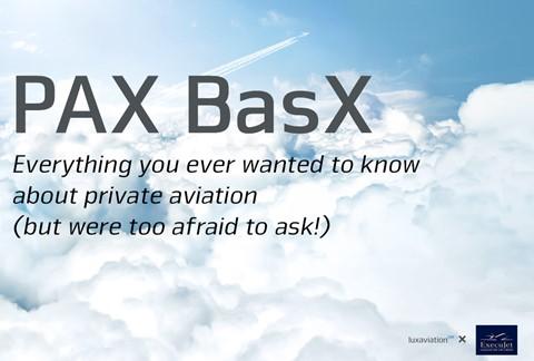 PAX BasX: Haben Privatjets einen Rückwärtsgang?