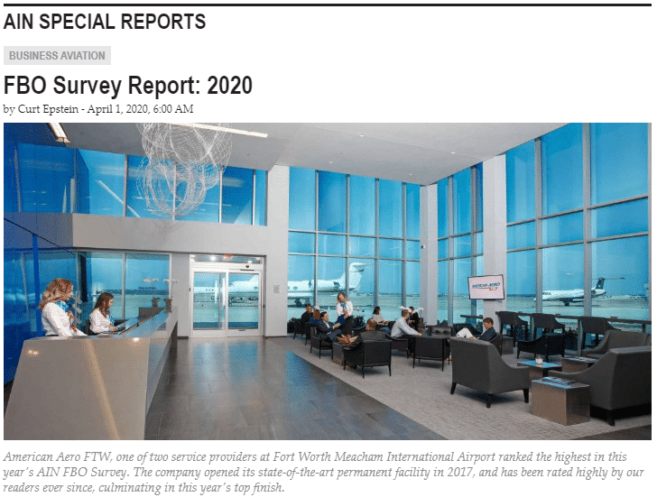 April 2020 - Business Air News - FBO Survey 20