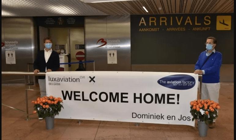 Luxaviation Repatrieert Opnieuw Landgenoten Uit Tenerife