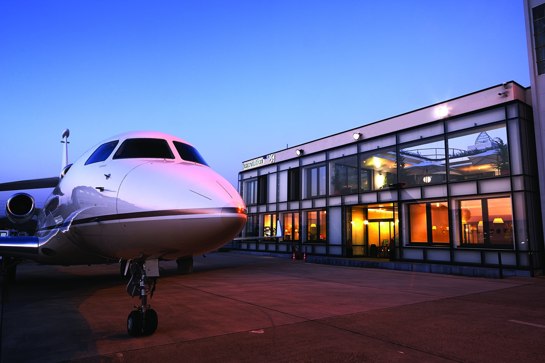 Luxaviation Group acquires prestigious VIP terminal at Europe's leading business aviation airport Paris-Le Bourget