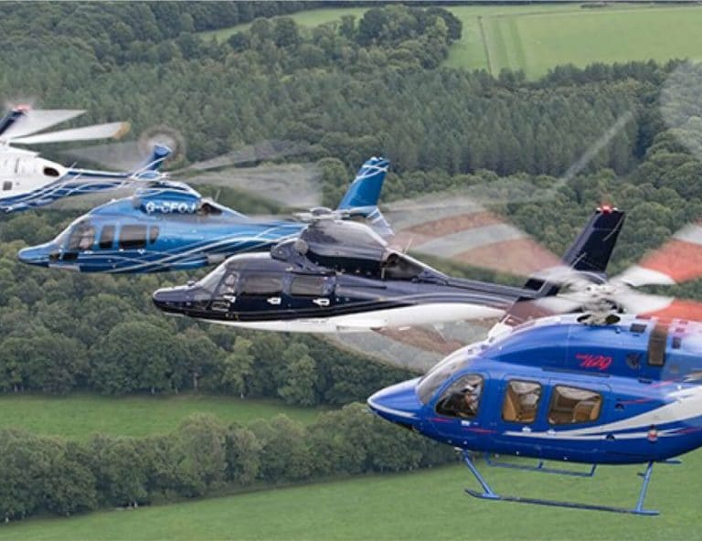 Luxaviation Helicopter Alliance