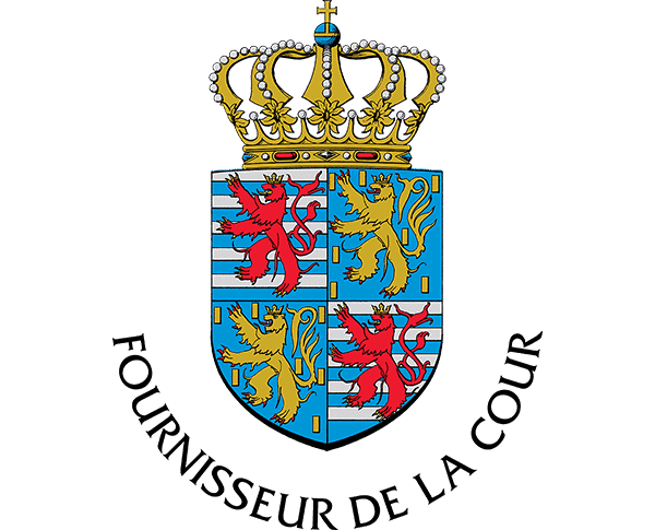 Official Supplier to the Court of the Grand-Duchy of Luxembourg