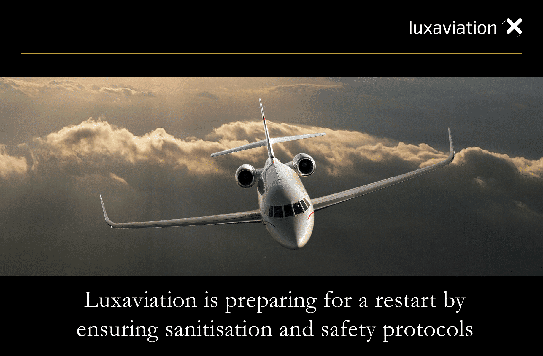 SOCOTEC and Luxaviation Group strengthen crucial health safety for the restart of business aviation