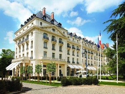 Your Accommodation: The Trianon Palace