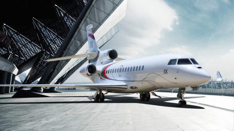 Luxury Jet Charter Service