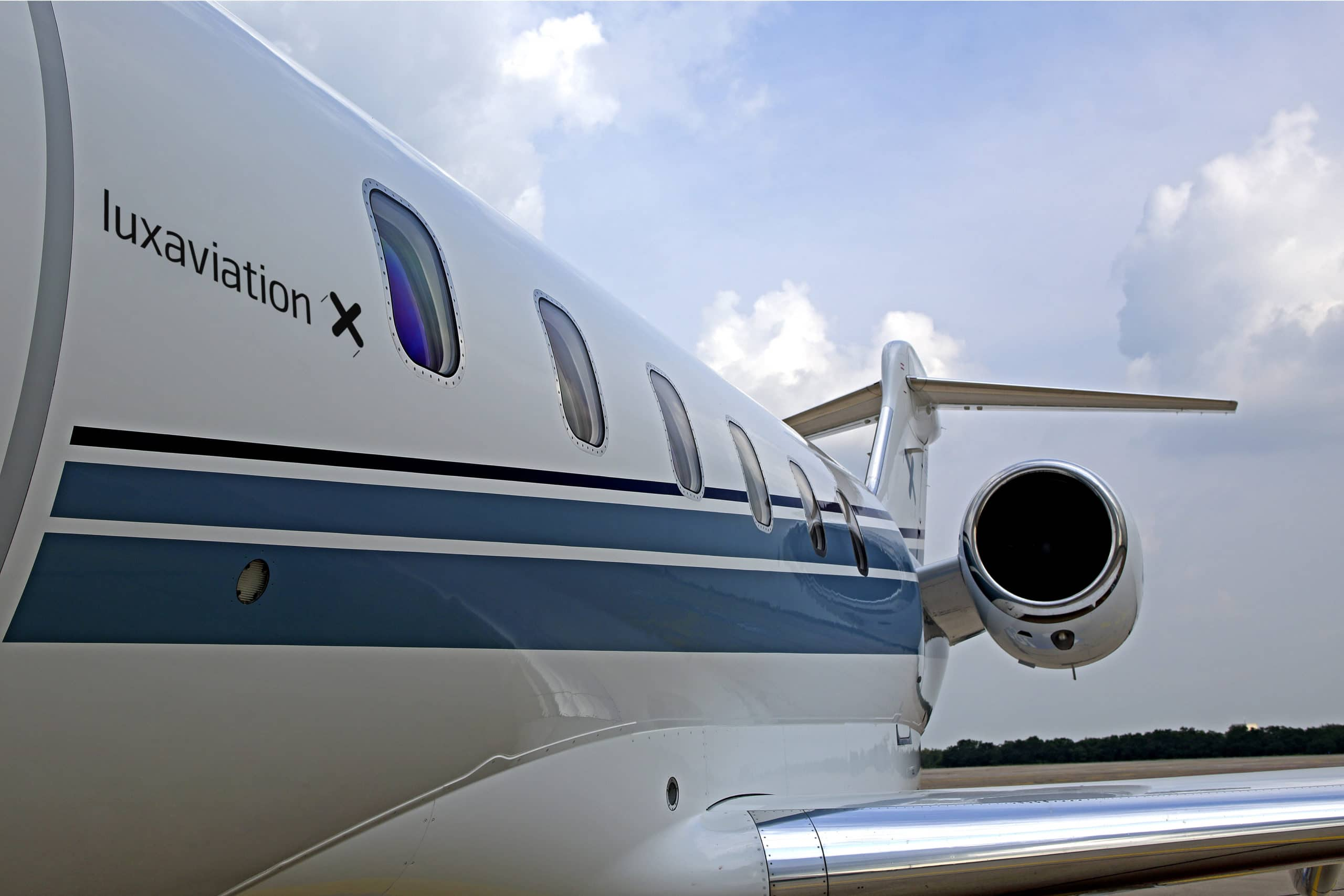 Luxaviation Group disrupting European aviation market: first business aircraft operator under EASA European AOC