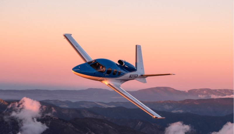 Luxaviation UK expands managed fleet with new Cirrus jet