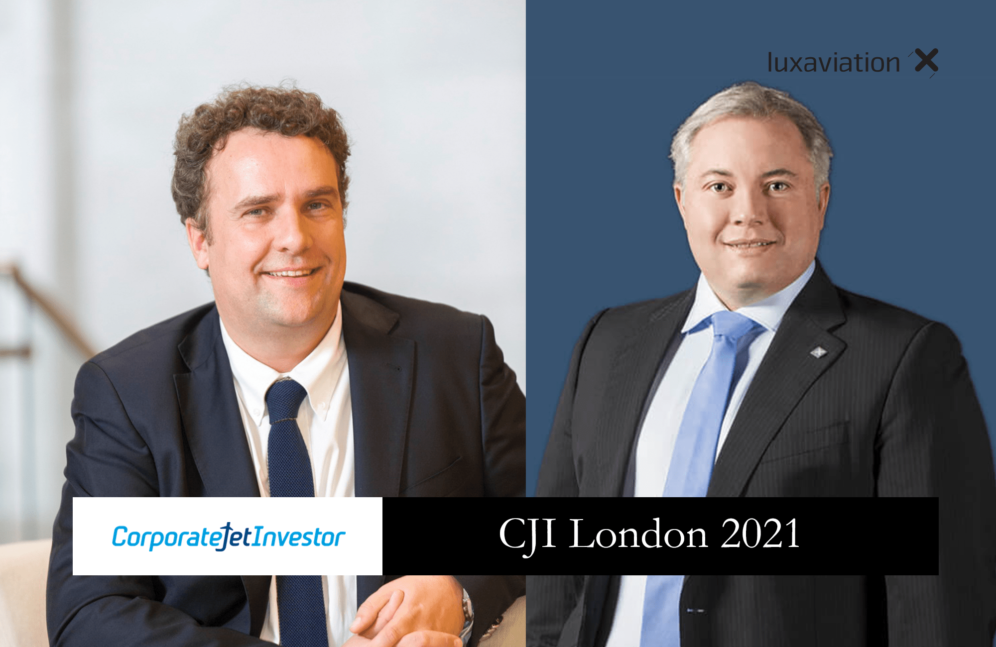 Luxaviation Group is participating in Corporate Jet Investor London 2021