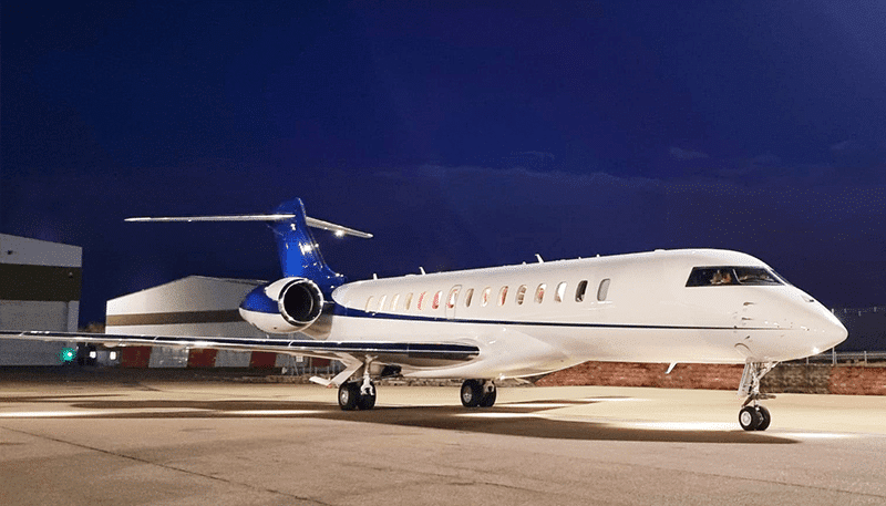 Luxaviation Group expands fleet with new Global 7500 and Legacy 650