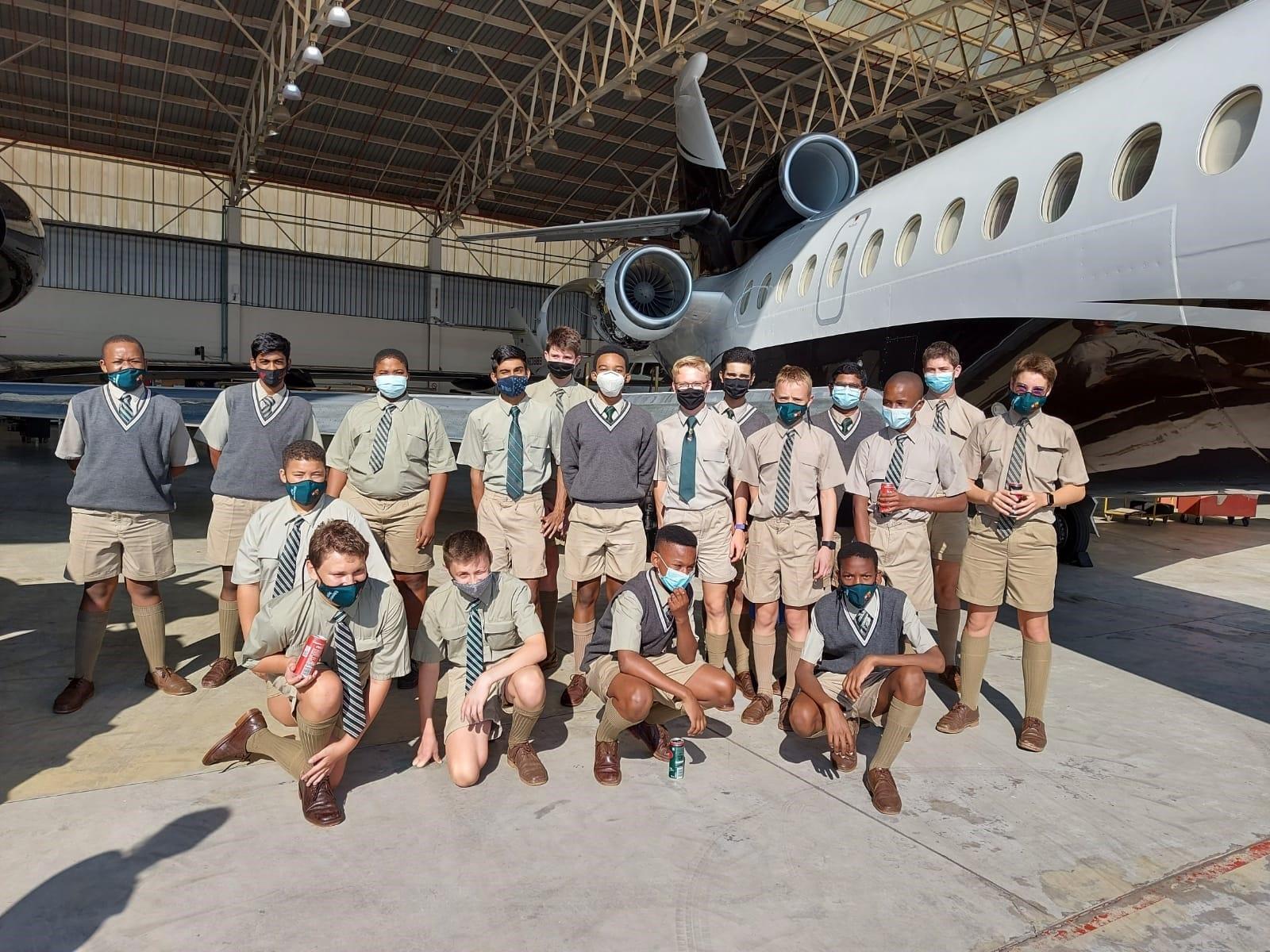 Pretoria Boys High Aeronautical Society