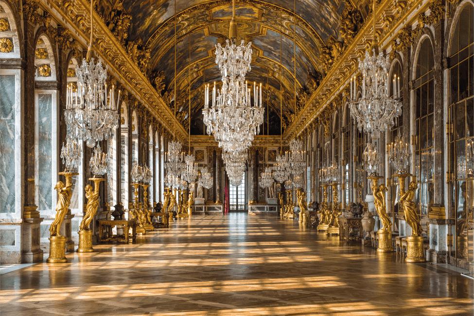 Hinter den Kulissen des Palastes und die kleinen Geheimnisse der Trianons