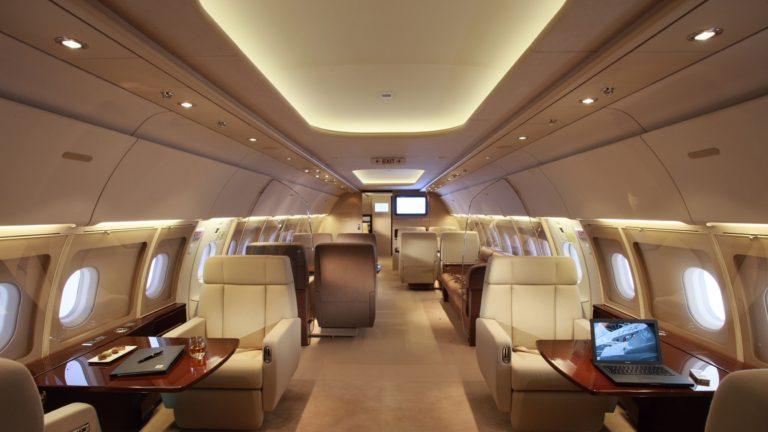 business flight charter