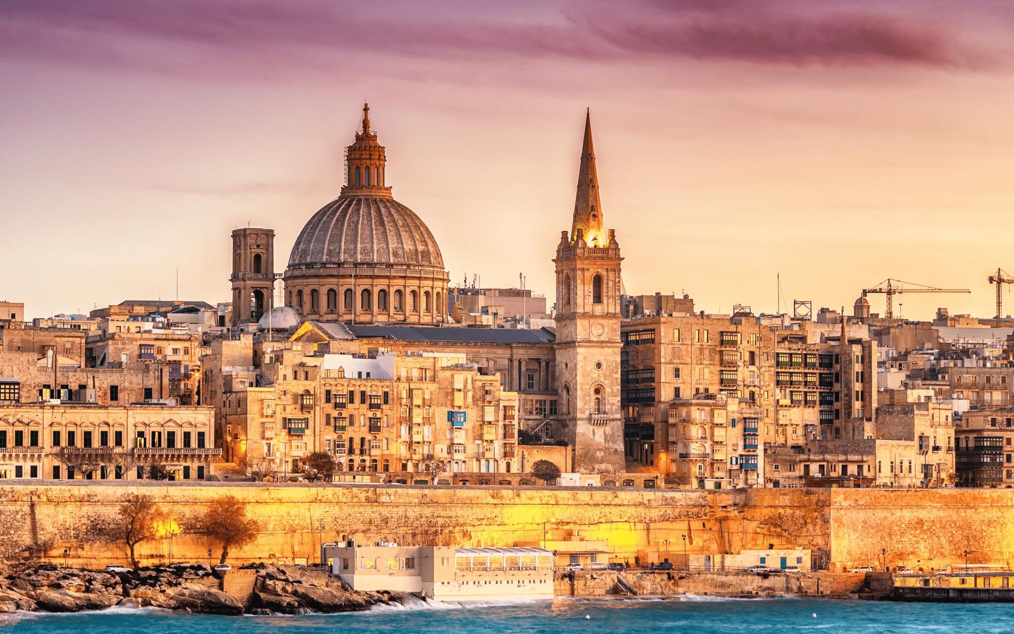 Luxaviation Malta