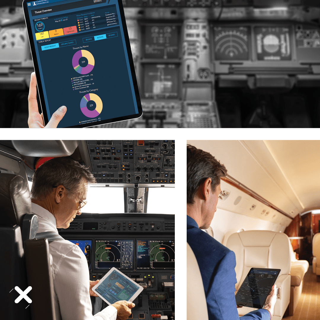 Satcom Direct is Luxaviation's preferred connectivity provider. Value, customer service and technology have resulted in a three-year agreement.