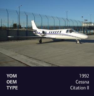 1992 CessnaCitation II