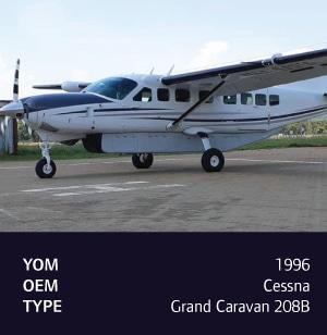 1996 Cessna Caravan 208B Grand