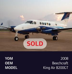 2008 Hawker Beechcraft King Air